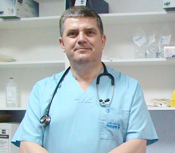 Dr Suárez Crespo