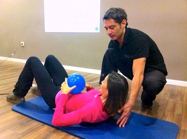 El ejercicio físico y sobre todo el método Pilates son muy recomendables en los pacientes con estreñimiento crónico funcional